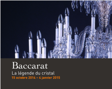 CBC na Exposição Baccarat no Petit Palais