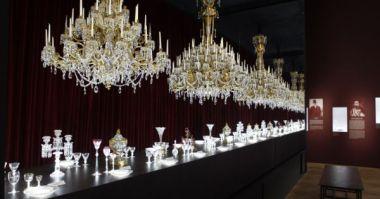 Baccarat abre exposição no Petite Palais celebrando 250 anos de história