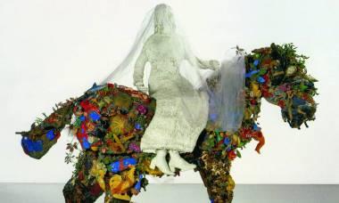 'Cheval et la Mariée' (1964)