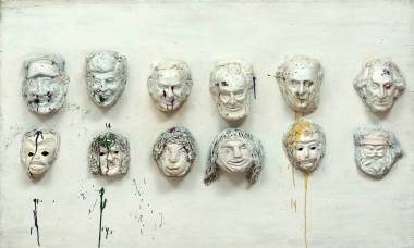 'Heads of State (Study for King Kong) (1963)