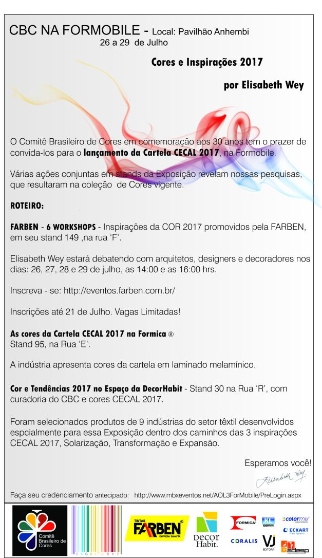 Convite Formobile